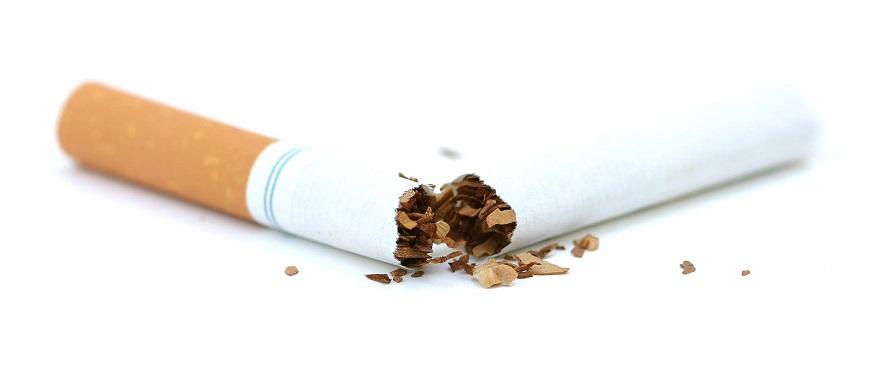 A cessé de fumer dans la gorge que cest-à-dire